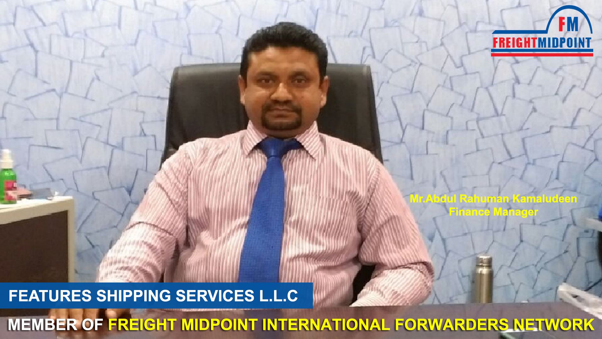 Freight Midpoint International Forwarders Network - FM Chairman Site